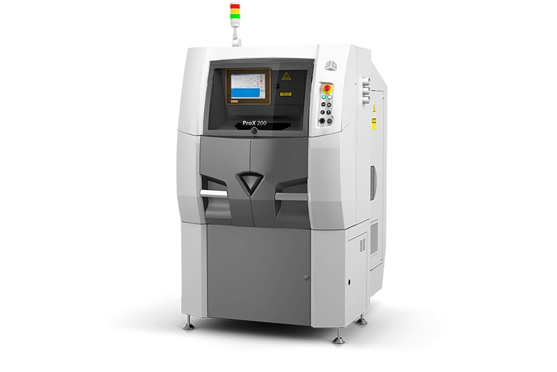 ProX DMP 200 Dental Impressora 3D Systems