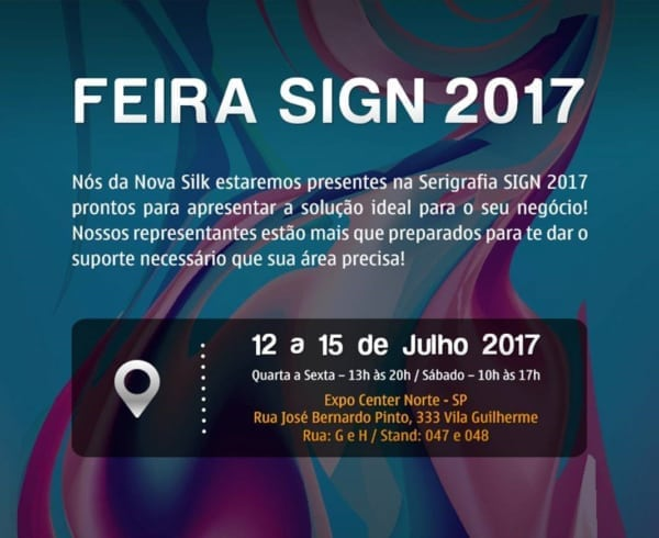 SIGN FutureTEXTIL 2017