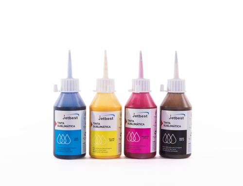 Tinta Sublimática 100ml Jetbest