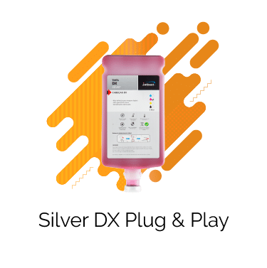 Silver DX Plug and Play | Feira future print