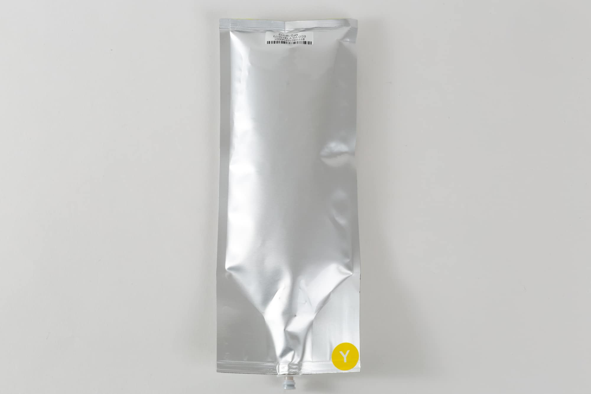 Tinta Eco Solvente Eco Bag GH Series 500ml | Amarelo